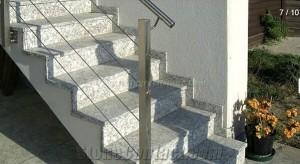 laiptai waw white
